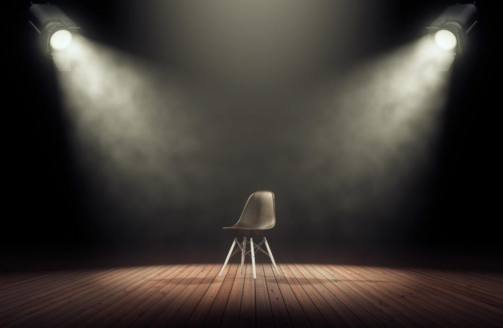 ledig stol