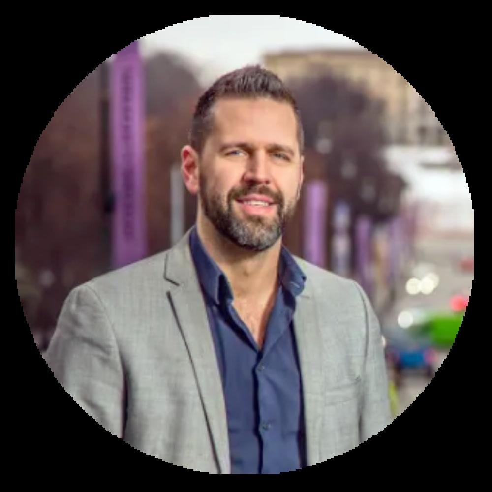 Vår rådgiver Richard Hellerud hjelper bedrifter med kassekreditt.