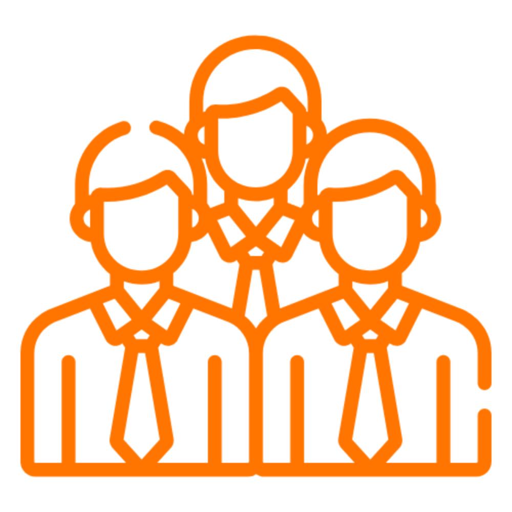 Et team av autoriserte regnskapsførere ved ditt lokale regnskapskontor..