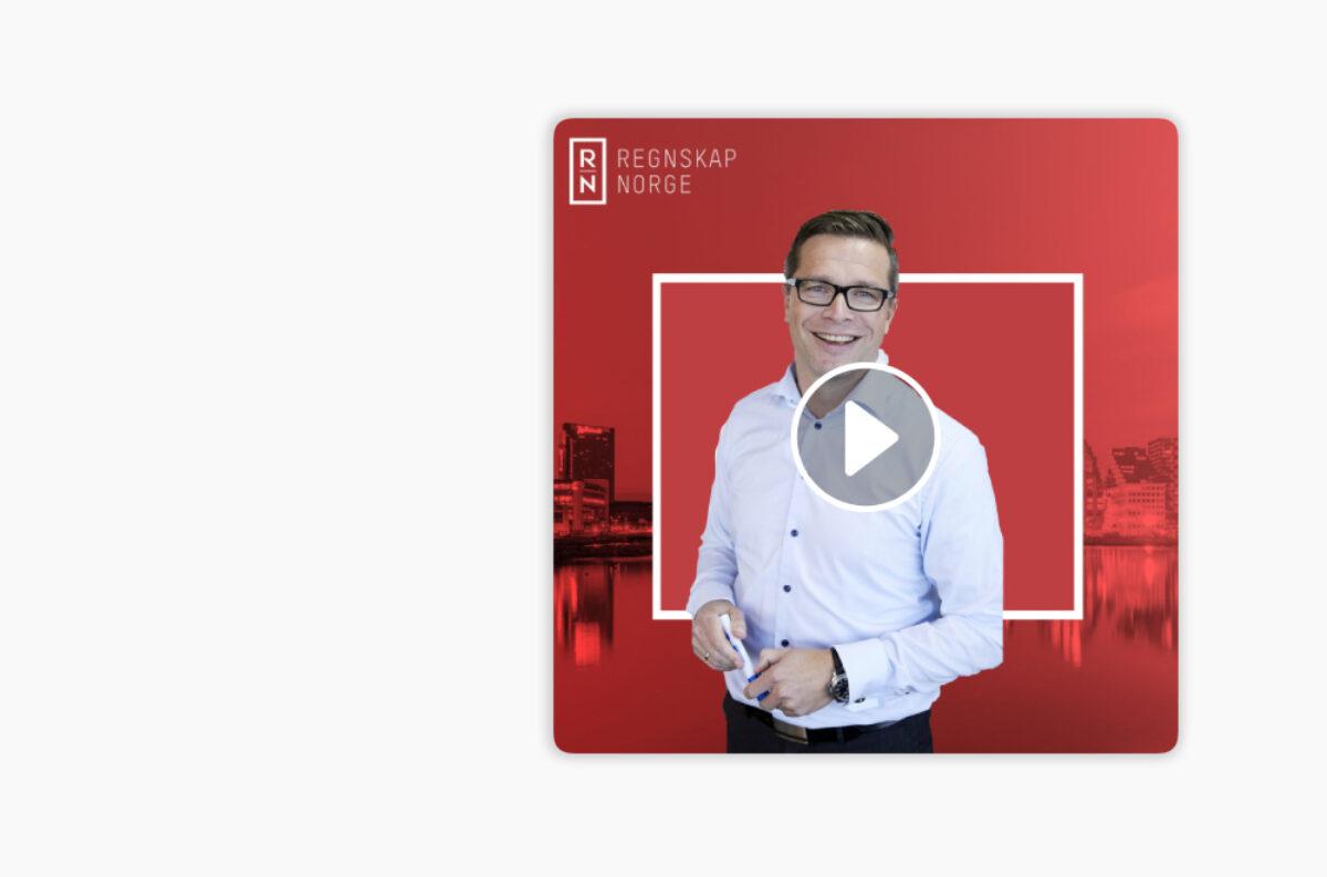 Torben i Regnskap Norge Podcast